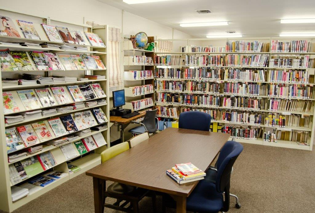 Bayou Pigeon Library