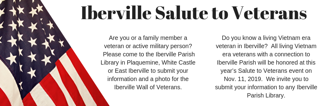 2019 Iberville Salute to Veterans