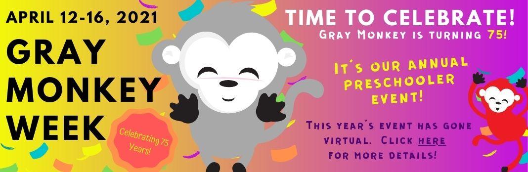 Gray Monkey 2021