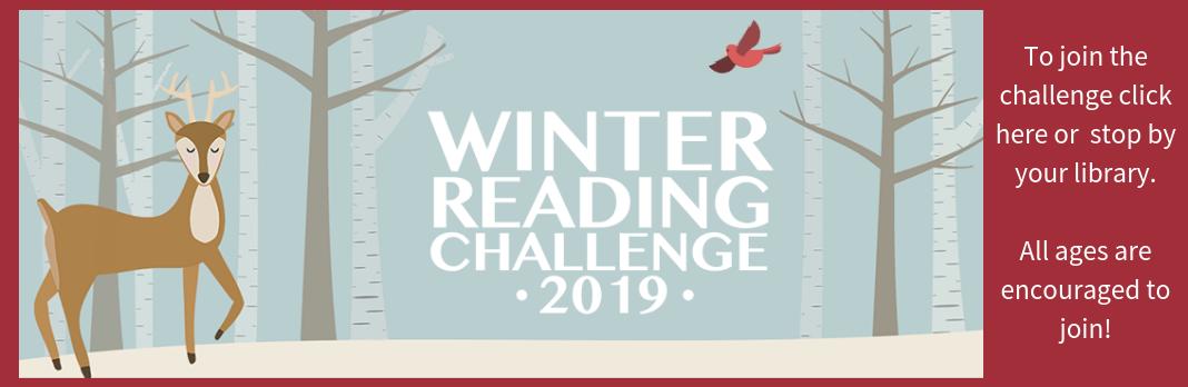 2019 Winter Reading Challenge