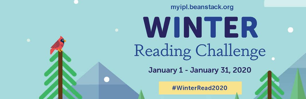 Winter Reading Challenge 2020